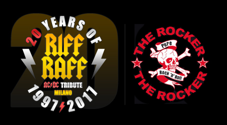 RIFF RAFF AC/DC Tribute Milano – The ROCKER